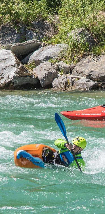 Location canoë, kayak dans l'Hérault, descentes des Gorges de l'Hérault en canoe